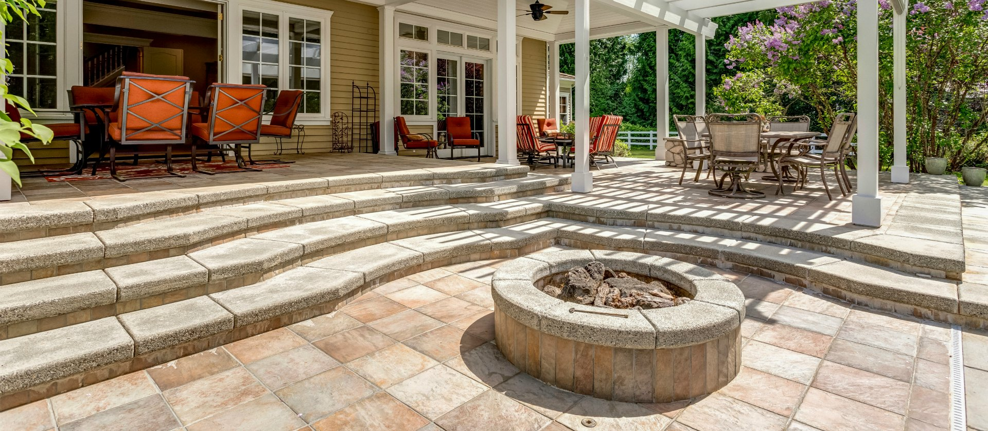 Fire Pits & Retaining Walls