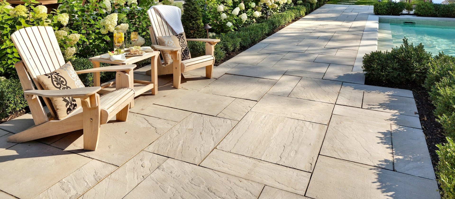 Outdoor Living, Patios and Walkways