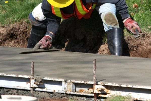 do not require repairs as often as asphalt because they use less water when drying out due to their density